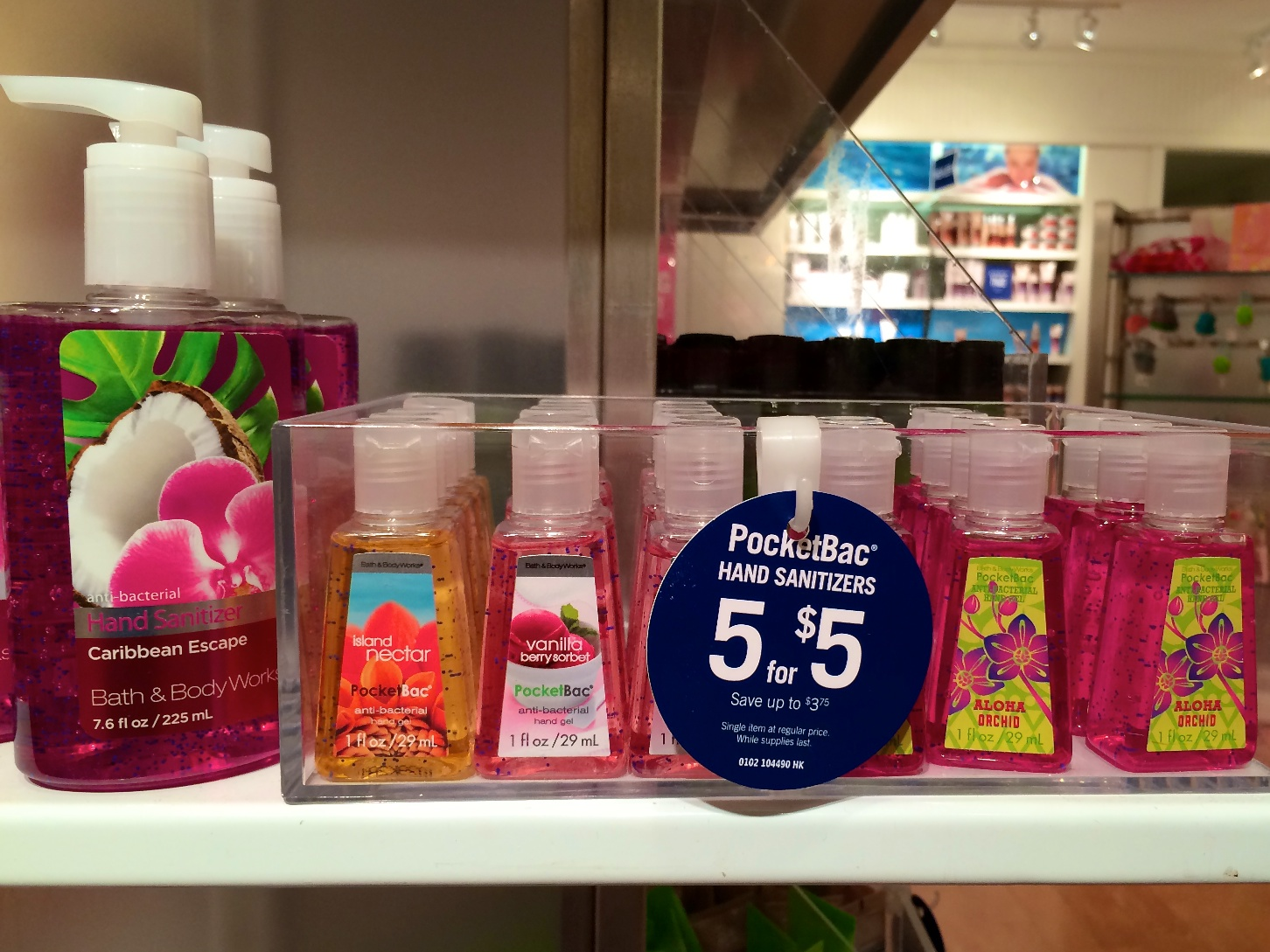 Favorite Find: Bath & Body Works Hand Sanitizer | Suitcase ...